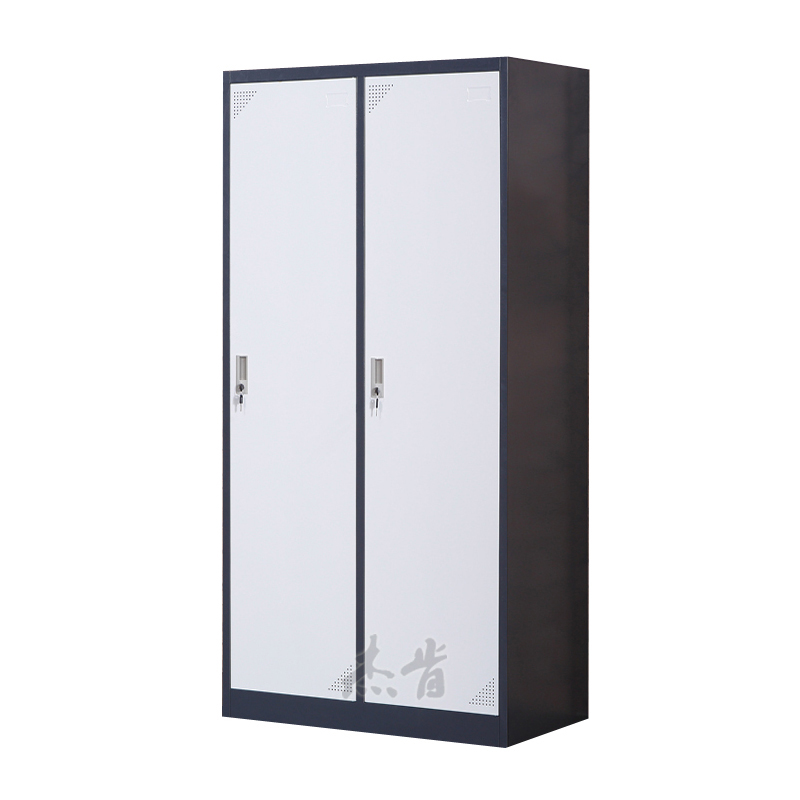Double door locker