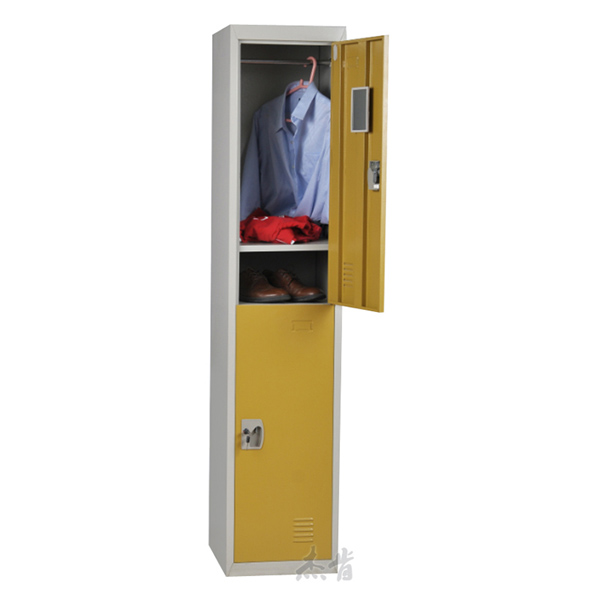 Two door locker